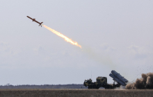 """Ракетный комплекс """"Нептун"""": испытание боевой готовности машины пройдено, кадры"""