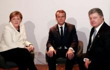 """Порошенко: """"К саммиту """"Нормандской четверки"""" все готово"""""""