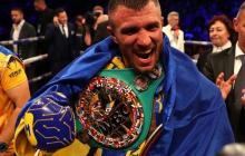 Ломаченко завоевал пояса WBA, WBO и WBC, отправив в нокдаун Кэмпбелла: кадры нашумевшего боя
