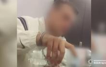 """""""Киевский маньяк"""" дал первые показания - кадры допроса в полиции"""