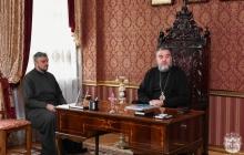 Симеон внезапно пошел на попятную: винницкая УПЦ МП подчинилась РПЦ в вопросе Томоса