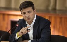 """Зеленский: """"Выборы на Донбассе возможны лишь при определенных условиях"""""""
