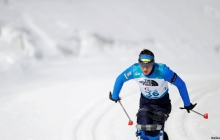 Паралимпийцы Украины в ожидании решающей гонки по биатлону в Пхенчхане:  как выглядит медальный зачет стран - кадры