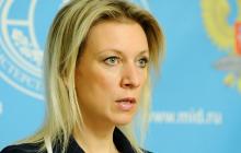"""Захарова сравнила Гренландию и Крым - это уже """"диагноз"""""""