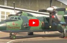 """Украина отправила военный Ан-32 в Бангладеш: """"Укроборонпром"""" модернизирует для азиатской страны советские самолеты - кадры"""