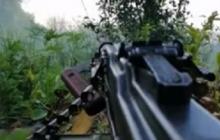 Бойцы ВСУ показали видео ближнего боя с россиянами - кадры