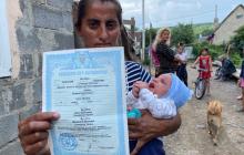 Как живет ужгородский младенец, которого назвали Зеленский: мама объяснила свой выбор имени