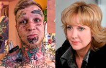 На татуированного сына актрисы Яковлевой совершено нападение в центре Москвы