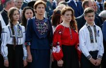 Впервые новая власть похвалила семью Порошенко: что известно