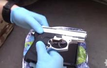 СБУ провела очередную операцию по ликвидации сбыта оружия - в деле замешан воин АТО