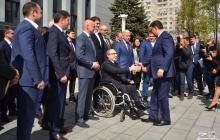 """Кернес и Труханов создают партию и идут на выборы в Раду при поддержке """"1+1"""""""