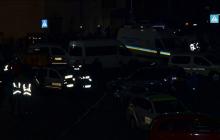 """Под Львовом мужчина с """"гранатой"""" пришел захватывать ресторан, а заложники разбежались, кадры"""