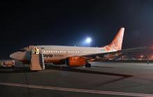 Эвакуация из Китая: самолет с украинцами приземлился в аэропорту Борисполя, детали