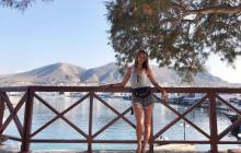 Украинская певица TAYANNA в Греции купалась голой - кадры