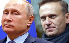 Путин должен молиться, чтобы Навальный выздоровел