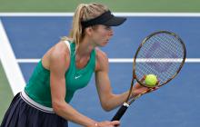 Элина Свитолина в фантастическом матче показала российской теннисистке украинскую силу - кадры