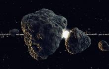 Топ-10 опасных астероидов: один может устроить Армагеддон уже через три месяца - фото