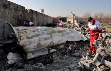 """Падение """"Боинга"""" в Иране: власти страны арестовали человека, снявшего на видео катастрофу"""