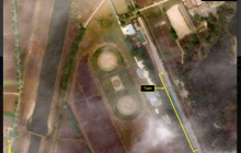 Поезд Ким Чен Ына был замечен на спутниковых снимках в правительственной резиденции в Вонсане