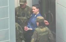 """Стало известно, в каком состоянии """"взрывоопасную"""" депутатку Надежду Савченко доставили в суд"""