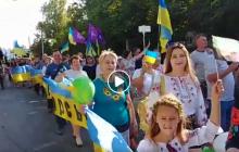Это не покажут в РФ: Краматорск  масштабно отмечает день освобождения города от пророссийских террористов – кадры