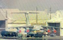 Военное сотрудничество Украины и США ставит в тупик РФ: Ил-76  тайно приземлился на американской базе – кадры