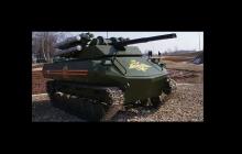 """Армия России показала новый боевой робот """"Уран-9"""": фото вызвали шквал критики возмущенных россиян"""