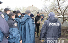 На поиски 6-летней Милены Шевелевой на Харьковщине брошена авиация, сотни бойцов Нацгвардии и Нацполиция