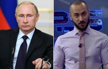 Ведущий грузинского ТВ жестко обматерил Путина в прямом эфире  - видео вызвало скандал, Скабеева закатила истерику