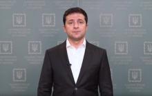 Зеленский записал важное обращение к Украине из-за рынка земли