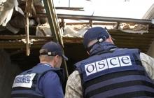 На охваченном войной Донбассе жертвами взрыва стали две местные жительницы