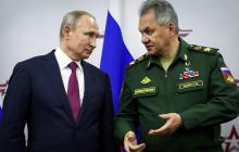 Путин оставил министром обороны России Сергея Шойгу - курс на агрессию сохранен