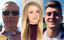 Опытные, молодые, жизнерадостные: появились некоторые детали из биографии погибших в Иране украинцев
