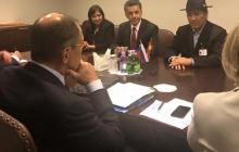 """Соцсети: Глава МИД Боливии """"жестко унизил"""" Лаврова на встрече - эксперты указали на интересную деталь"""