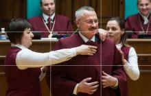 Один из 15: Назван единственный судья КСУ, выступивший против удара по антикоррупционной системе Украины