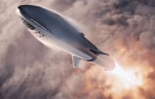Илон Маск показал космический корабль Starship для пассажирских полетов на Марс – фото