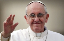 На Рождество папа Франциск молился за наступление мира в Украине – кадры