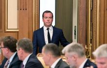 Медведев ушел в отставку после выступления Путина