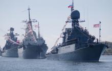 Эксперты Германии: Россия готовит нападение на Запад,  флот РФ непривычно долго находится в Балтийском море