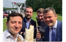 """""""Веселое селфи Зеленского с шаурмой скрывает большую трагедию"""", - Бабченко сразил Сеть разоблачением"""