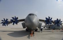 Украина избавит от российских деталей свой легендарный Ан-70, который произвел фурор на международной выставке Dubai Airshow 2017
