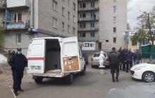 Вспышка COVID-19 в Киевской области: люди блокируют общежитие в Вишневом, пришлось подключать Нацгвардию