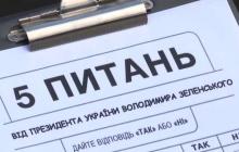 """Всеукраинский опрос от Зеленского на постоянной основе: в """"Слуге народа"""" выступили с разъяснением"""