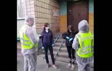 """""""Не будь, как Ладимира"""", - Геращенко показал наказание нарушительницы карантина в Киеве, видео"""