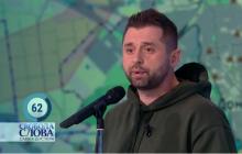 """Арахамия в эфире у Шустера клятвенно пообещал, что """"слуги"""" не навредят Украине - видео"""