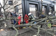 Непогода в Украине: кадры разрушений и детали о пострадавших