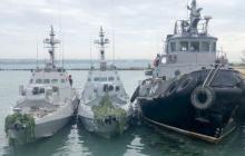 Возвращение Украине захваченных Россией кораблей подходит к завершающему этапу