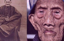 Китаец, проживший 256 лет, поделился секретом долголетия