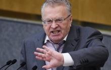"""Жириновский выдал припадочный анонс новой войны в Украине: """"Уже сегодня ночью начнется стрельба на востоке"""""""