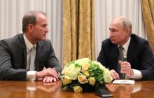 """Медведчук поехал к Путину перед выборами только с одной целью: Голобуцкий про """"доступ к телу"""""""
